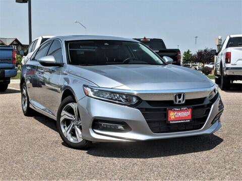 2019 Honda Accord for sale at Rocky Mountain Commercial Trucks in Casper WY