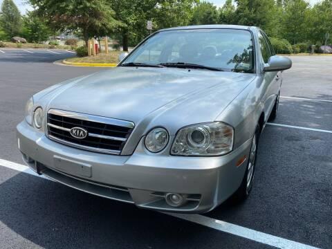 2005 Kia Optima for sale at Dreams Auto Group LLC in Sterling VA
