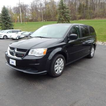 2016 Dodge Grand Caravan for sale at TIM'S ALIGNMENT & AUTO SVC in Fond Du Lac WI