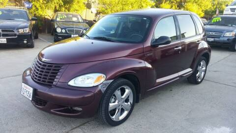 2003 Chrysler PT Cruiser for sale at Carspot Auto Sales in Sacramento CA