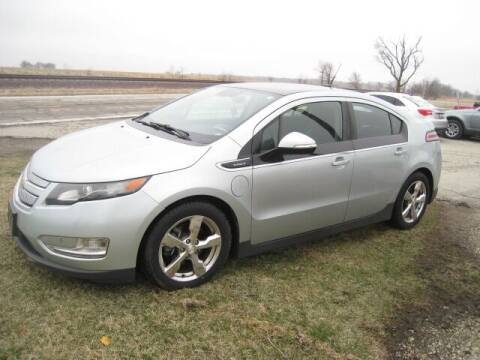 2011 Chevrolet Volt for sale at BEST CAR MARKET INC in Mc Lean IL
