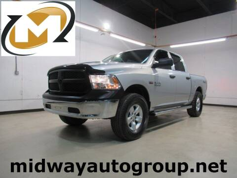 2013 RAM Ram Pickup 1500 for sale at Midway Auto Group in Addison TX