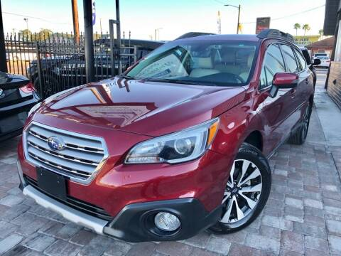 2017 Subaru Outback for sale at Unique Motors of Tampa in Tampa FL