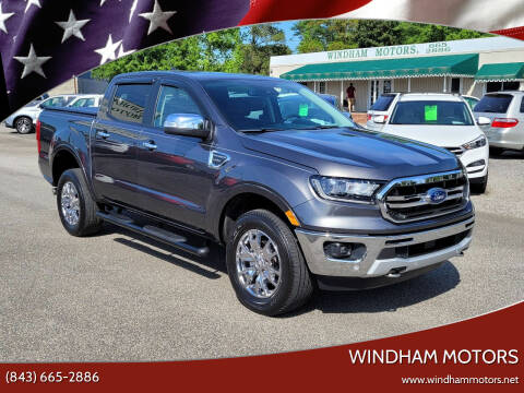 2019 Ford Ranger for sale at Windham Motors in Florence SC