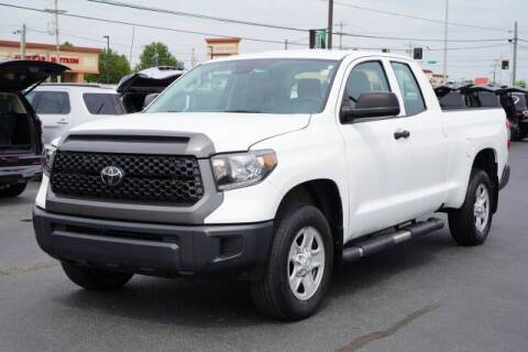 2018 Toyota Tundra for sale at Preferred Auto Fort Wayne in Fort Wayne IN