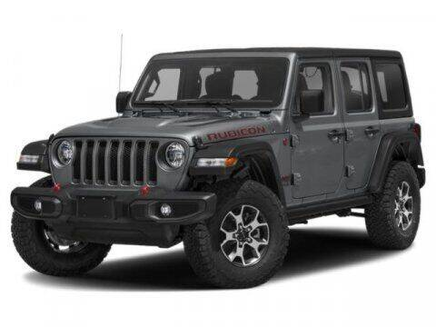 2018 Jeep Wrangler Unlimited for sale at J T Auto Group in Sanford NC
