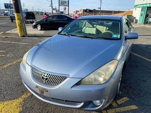 2006 Toyota Camry Solara for sale at MFT Auction in Lodi NJ