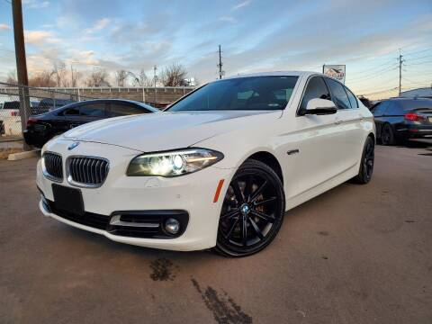 2015 BMW 5 Series for sale at LA Motors LLC in Denver CO