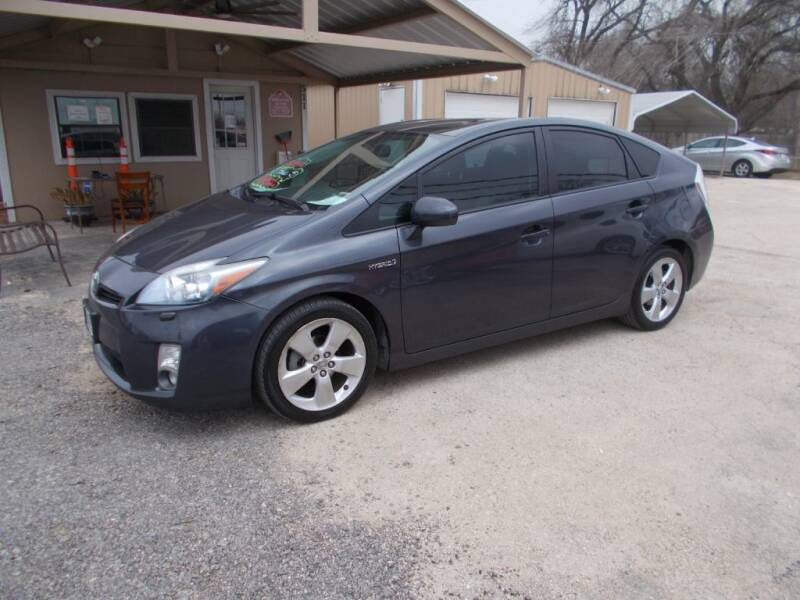 2011 Toyota Prius for sale at DISCOUNT AUTOS in Cibolo TX