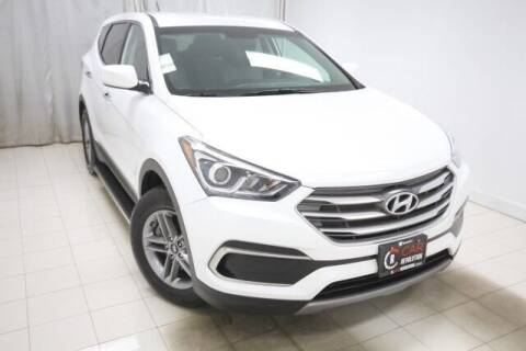 2018 Hyundai Santa Fe Sport for sale at EMG AUTO SALES in Avenel NJ