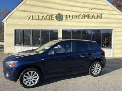 2011 Mitsubishi Outlander Sport for sale at Village European in Concord MA