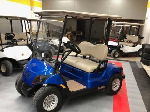2019 Yamaha Gas Golf Car for sale at Curry's Body Shop in Osborne KS