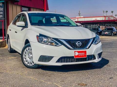 2018 Nissan Sentra for sale at MAGNA CUM LAUDE AUTO COMPANY in Lubbock TX