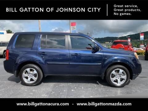 2013 Honda Pilot for sale at Bill Gatton Used Cars - BILL GATTON ACURA MAZDA in Johnson City TN