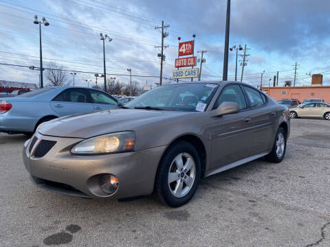 2006 Pontiac Grand Prix for sale at 4th Street Auto in Louisville KY