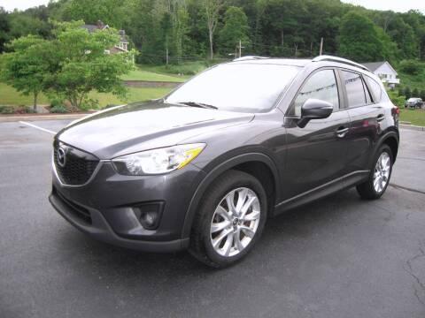 2015 Mazda CX-5 for sale at 1-2-3 AUTO SALES, LLC in Branchville NJ