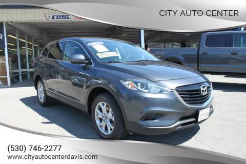 2015 Mazda CX-9 for sale at City Auto Center in Davis CA