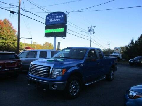 2010 Ford F-150 for sale at Mill Street Motors in Worcester MA