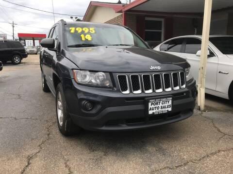 2014 Jeep Compass for sale at Port City Auto Sales in Baton Rouge LA
