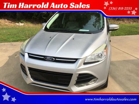 2013 Ford Escape for sale at Tim Harrold Auto Sales in Wilkesboro NC