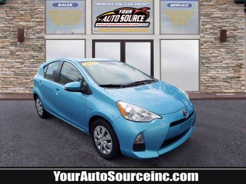 2013 Toyota Prius c for sale at Your Auto Source in York PA