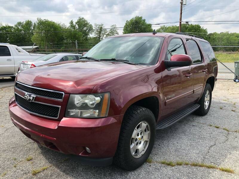 2008 Chevrolet Tahoe for sale at Celaya Auto Sales LLC in Greensboro NC