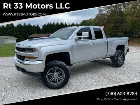 2017 Chevrolet Silverado 1500 for sale at Rt 33 Motors LLC in Rockbridge OH