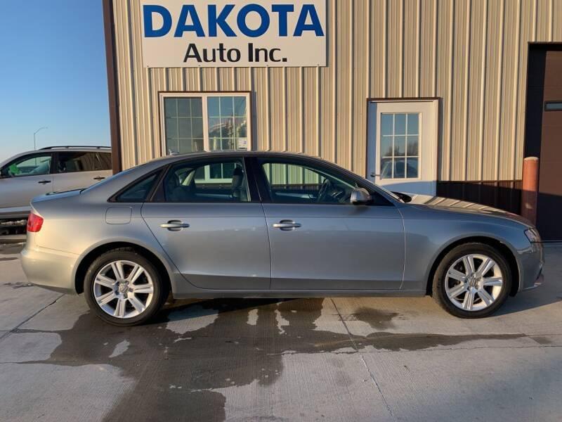 2011 Audi A4 for sale at Dakota Auto Inc. in Dakota City NE