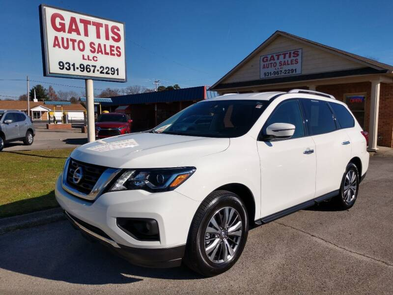 2020 Nissan Pathfinder for sale at Gattis Auto Sales LLC in Winchester TN