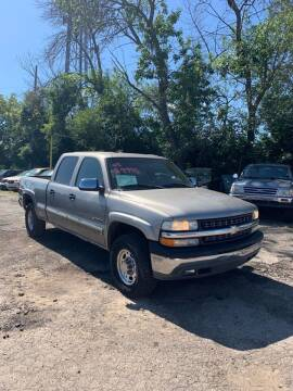 2002 Chevrolet Silverado 1500HD for sale at Big Bills in Milwaukee WI
