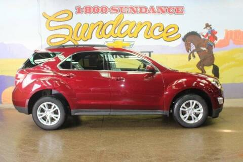 2017 Chevrolet Equinox for sale at Sundance Chevrolet in Grand Ledge MI