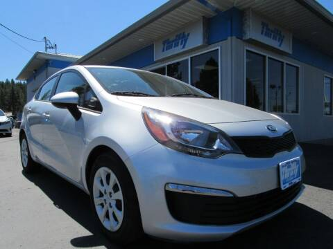 2017 Kia Rio for sale at Thrifty Car Sales SPOKANE in Spokane Valley WA