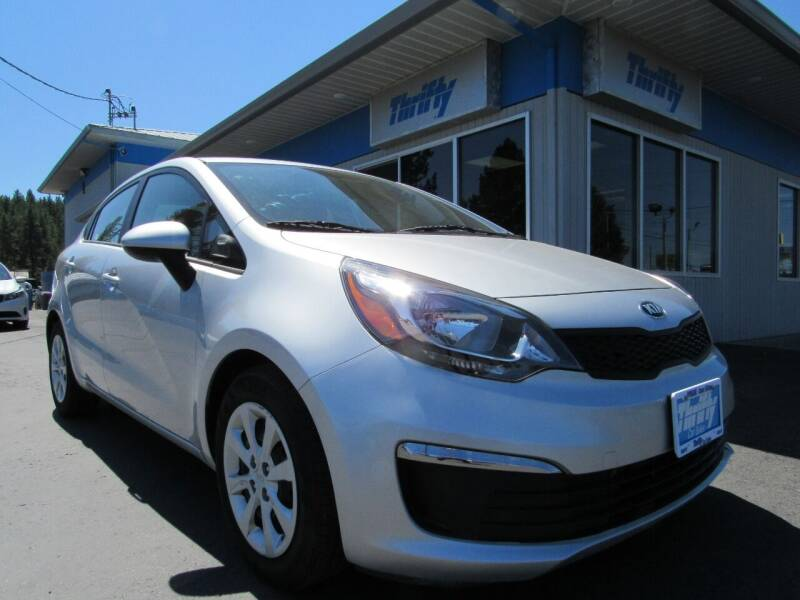 2017 Kia Rio for sale at Thrifty Car Sales SPOKANE in Spokane Valley WA