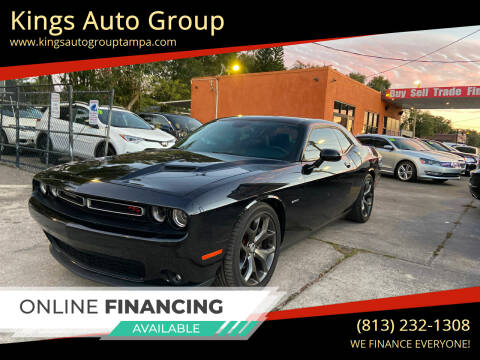 2015 Dodge Challenger for sale at Kings Auto Group in Tampa FL