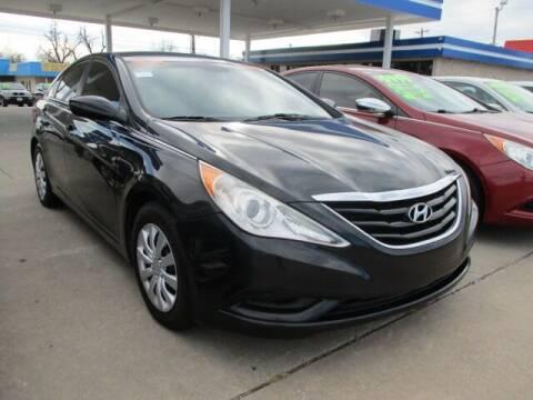 2012 Hyundai Sonata for sale at CAR SOURCE OKC - CAR ONE in Oklahoma City OK