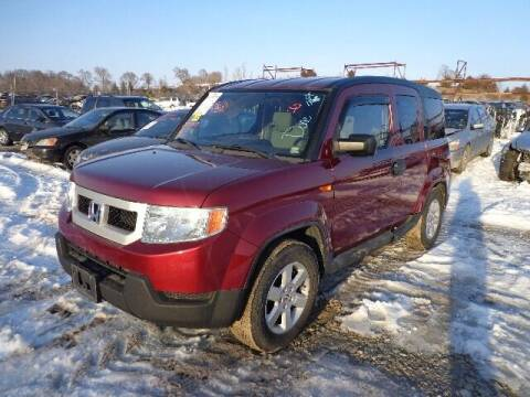 2010 Honda Element for sale at S & M IMPORT AUTO in Omaha NE