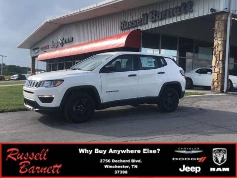 2021 Jeep Compass for sale at Russell Barnett Chrysler Dodge Jeep Ram in Winchester TN