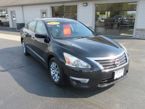 2015 Nissan Altima for sale at Tri-County Pre-Owned Superstore in Reynoldsburg OH