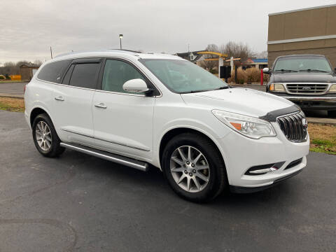 2017 Buick Enclave for sale at McCully's Automotive - Trucks & SUV's in Benton KY