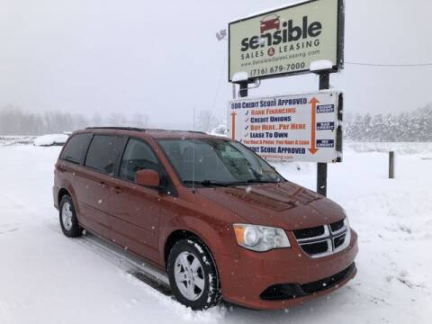 2012 Dodge Grand Caravan for sale at Sensible Sales & Leasing in Fredonia NY