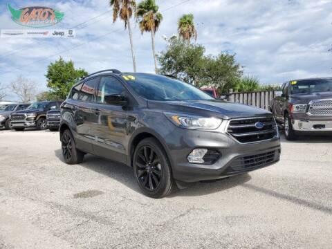 2019 Ford Escape for sale at GATOR'S IMPORT SUPERSTORE in Melbourne FL