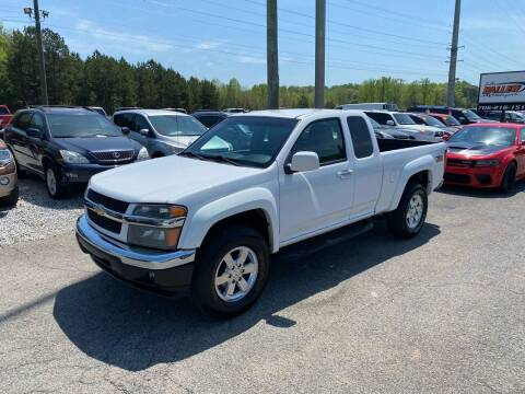 2011 Chevrolet Colorado for sale at Billy Ballew Motorsports in Dawsonville GA