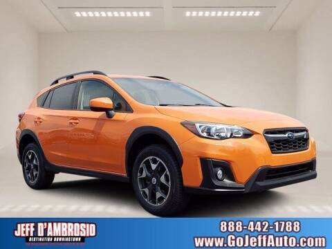 2018 Subaru Crosstrek for sale at Jeff D'Ambrosio Auto Group in Downingtown PA
