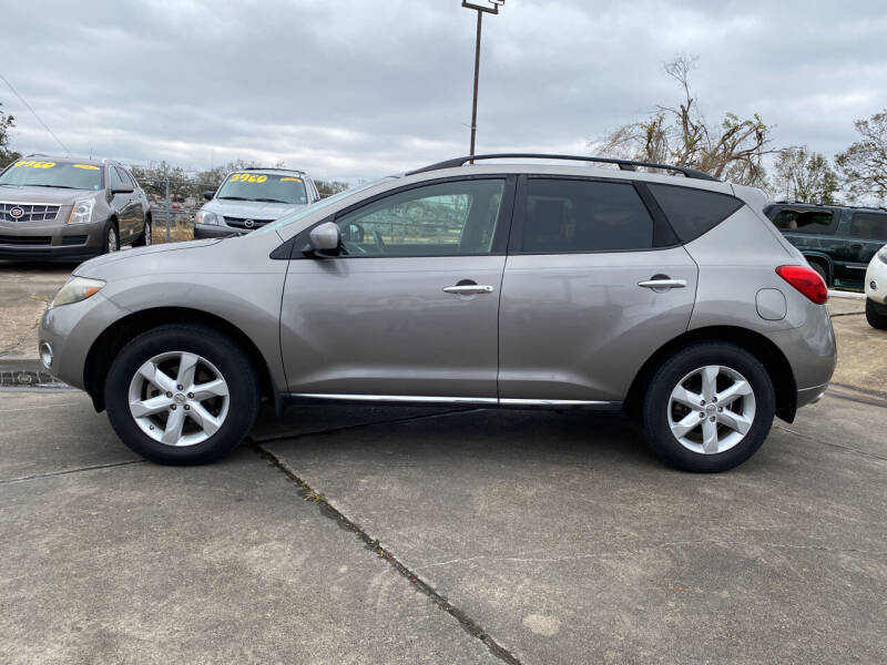 2010 Nissan Murano for sale at Bobby Lafleur Auto Sales in Lake Charles LA