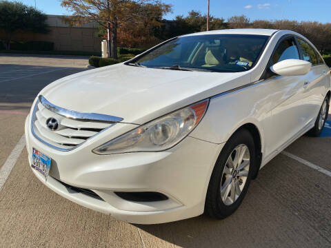 2011 Hyundai Sonata for sale at Ted's Auto Corporation in Richardson TX