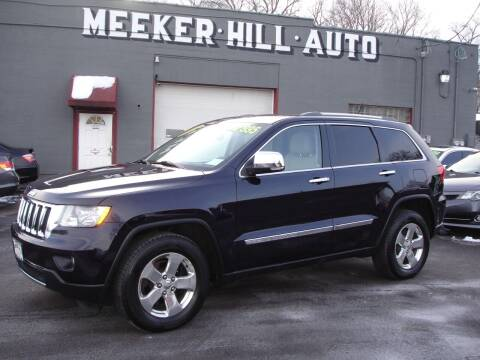 2011 Jeep Grand Cherokee for sale at Meeker Hill Auto Sales in Germantown WI