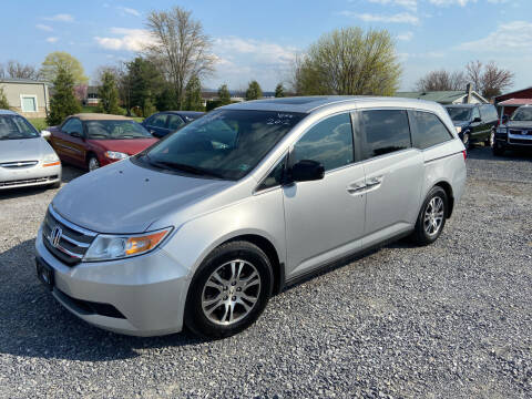 2012 Honda Odyssey for sale at US5 Auto Sales in Shippensburg PA