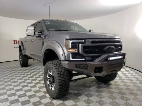 2022 Ford F-250 Super Duty for sale at BOZARD FORD in Saint Augustine FL