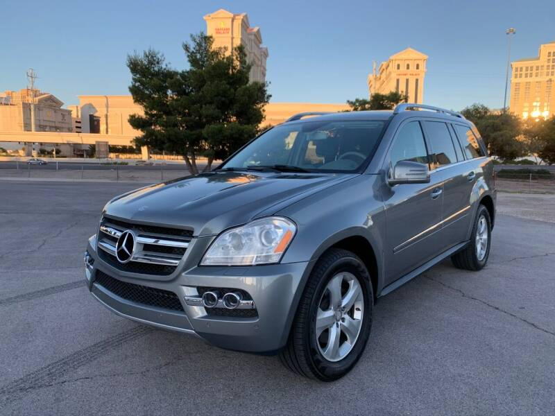 2011 Mercedes-Benz GL-Class for sale at The Auto Center in Las Vegas NV