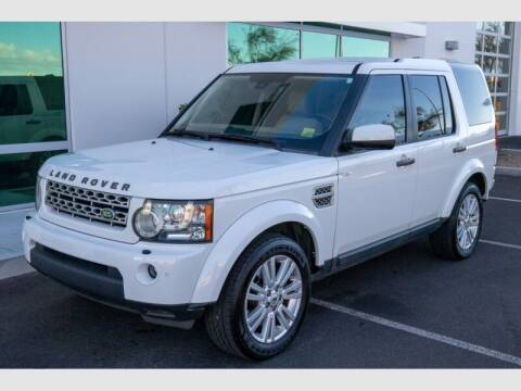 2011 Land Rover LR4 for sale at REVEURO in Las Vegas NV